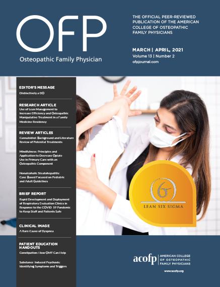 March/April, 2021 OFP